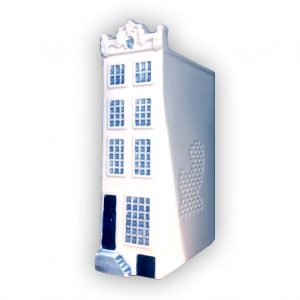 Porseleinen Beets x KLM huisje
